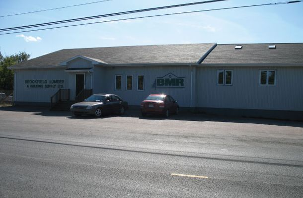 Brookfield Lumber & Building Supply Ltd. Store Front